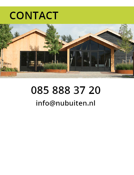 Contact met Nubuiten